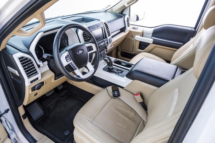 Phat Ford F150 Interior