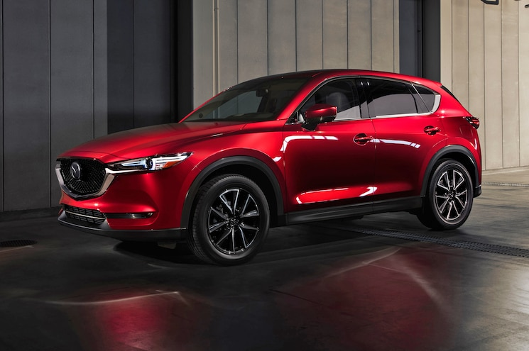 Mazda Hopes For a Ten-Percent Take Rate With the 2018 CX-5 Diesel
