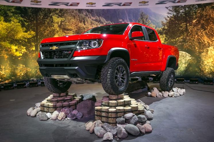 2017 Chevrolet Colorado Zr2 Live 09