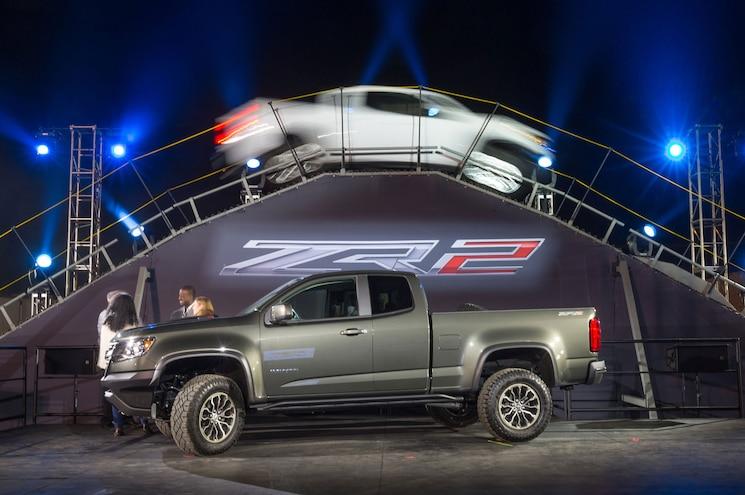 2017 Chevrolet Colorado Zr2 Live 05