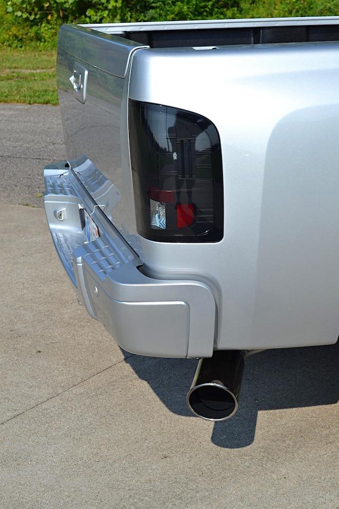 Chevy Silverado Zack Bumper And Taillights