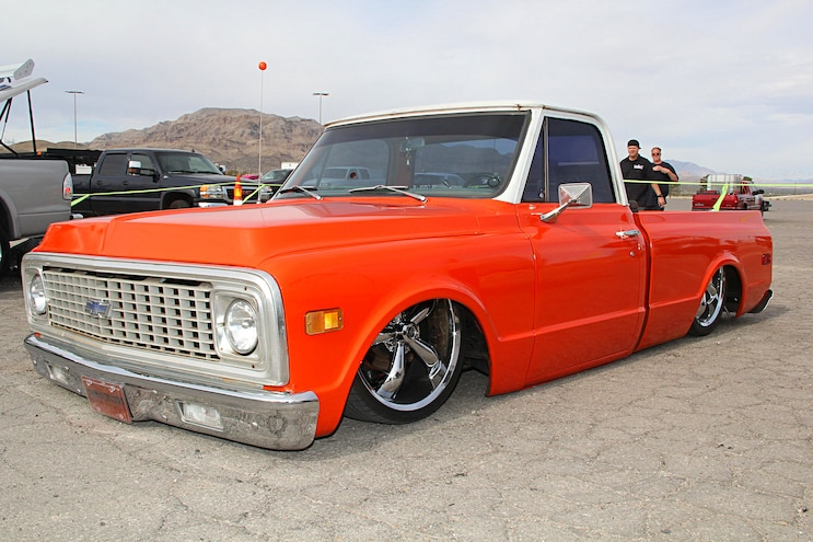 A Day To Remember Chevy C10