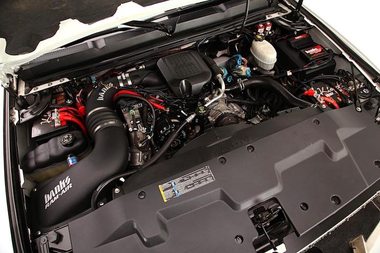 Kroq Chevy 3500 Engine