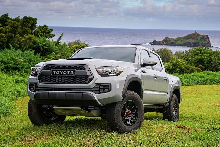 2017 Toyota Tacoma Trd Pro 85