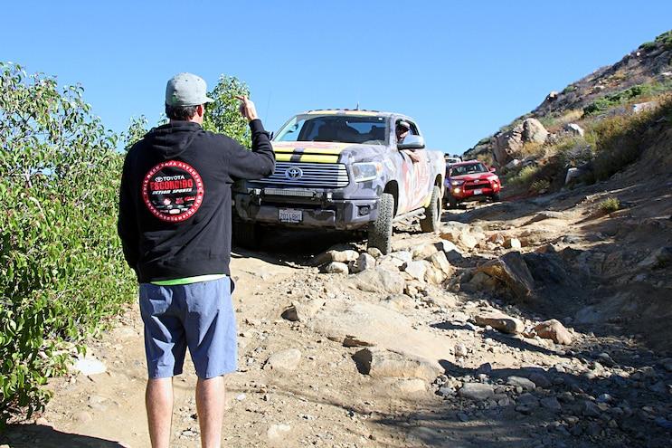Toyota Baja Surf Trip Cameron Steele Assistance