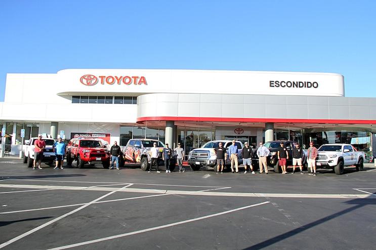 Toyota Baja Surf Trip Toyota Of Escondido