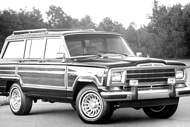 Legends Jeep Wagoneer 1987 Jp Grand Wagoneer