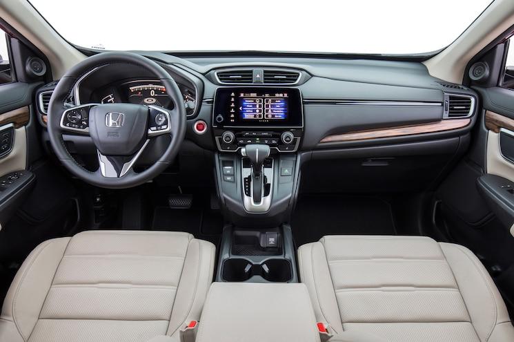 2017 Honda Cr V Interior Front Cabin