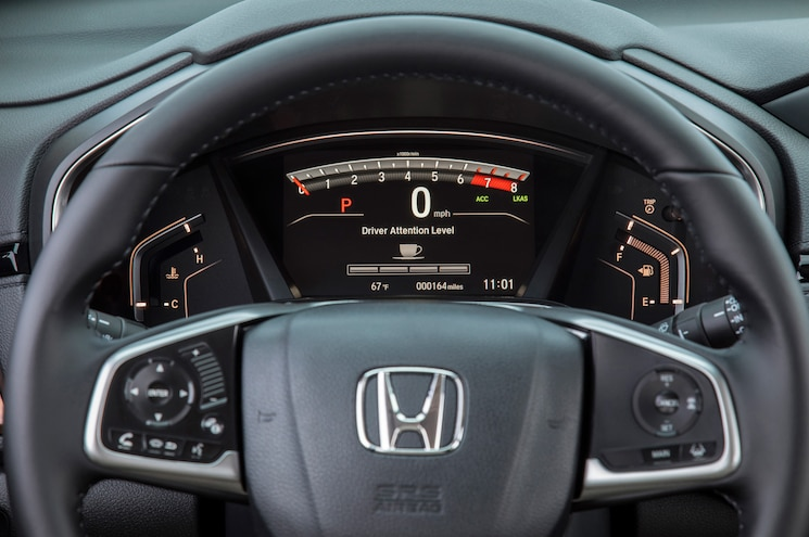 2017 Honda Cr V Interior Instrument Panel