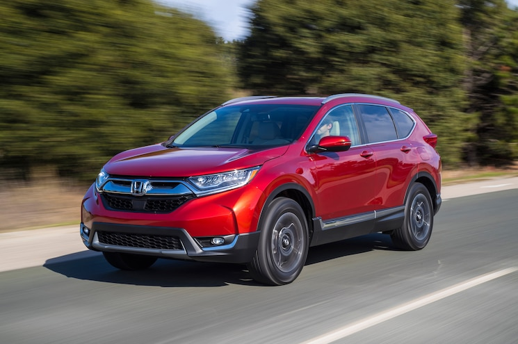 First Drive: 2017 Honda CR-V