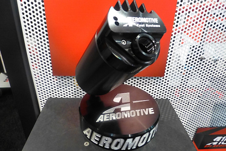 Diesel Truck Parts Sema Aeromotive Pro Series