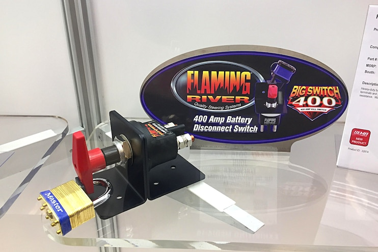 Diesel Truck Parts Sema Flaming River Big Switch 400