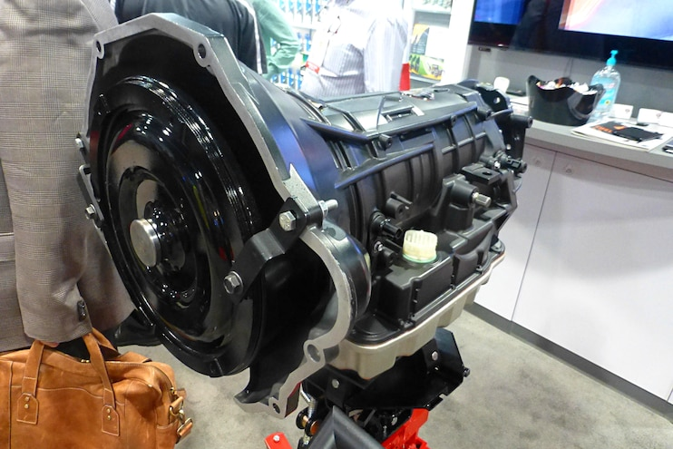 Diesel Truck Parts Sema Engine Works Performance Transmissions