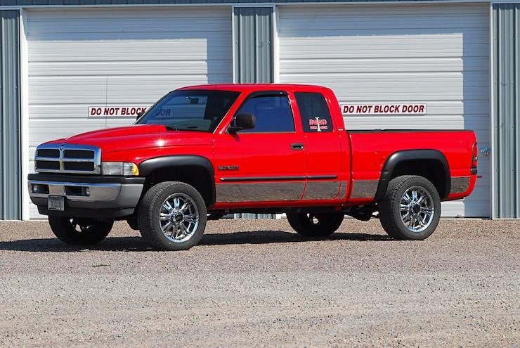 010 Red Raider Ram 2500