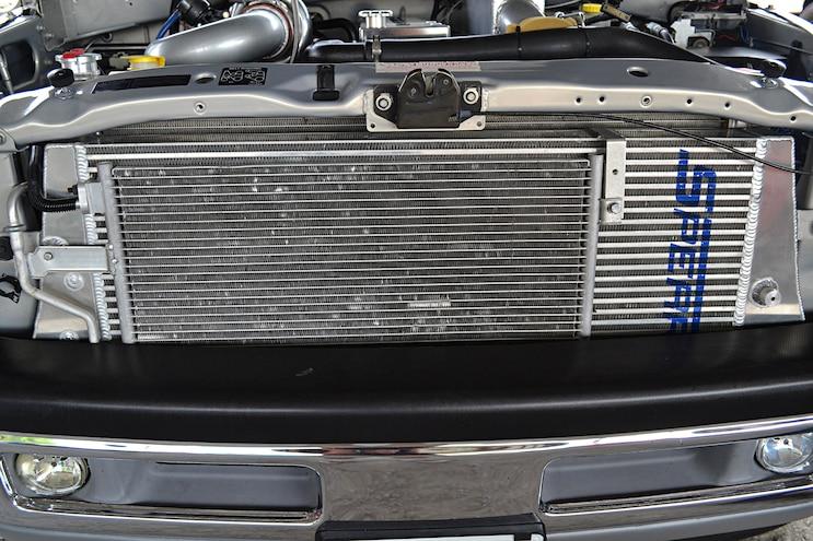 008 2001 Dodge SPEARCO INTERCOOLER