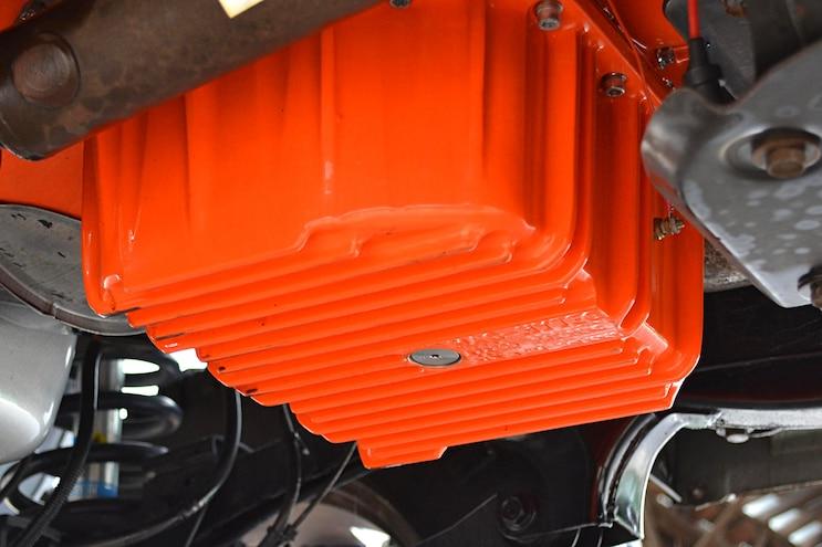010 2001 Dodge SCHEID TRANSMISSION