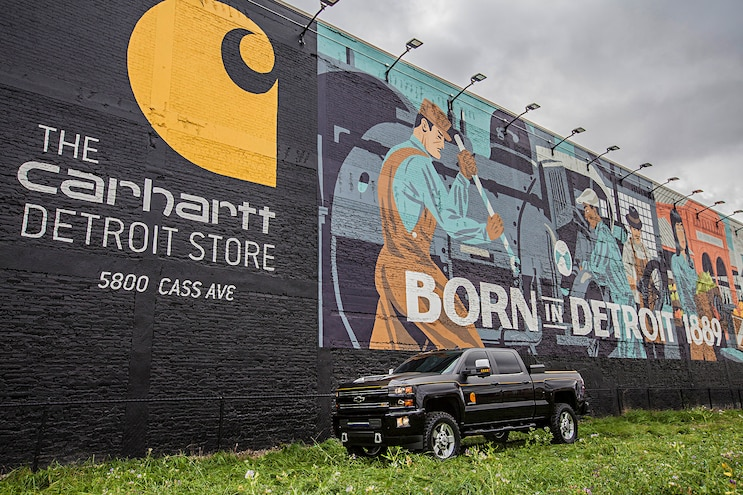8 Lug News: Carhartt Silverado HD Concept and More Auto news
