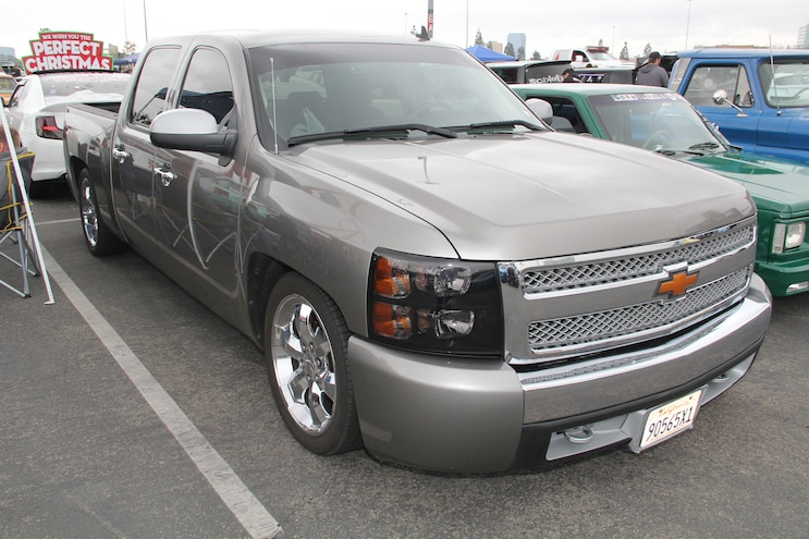 090 Choc Toy Drive Chevy Silverado