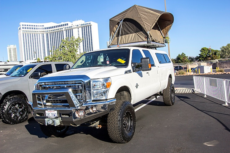 2016 Sema Show Hd Ford Trucks 3