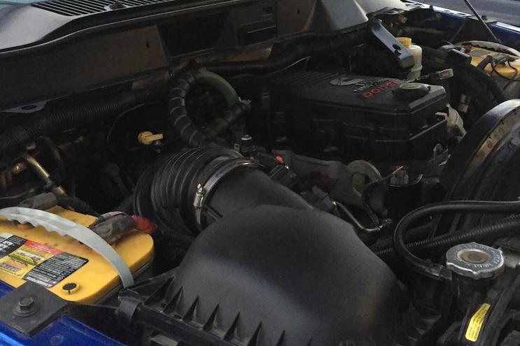 Readers Rides Dodge Ram Engine