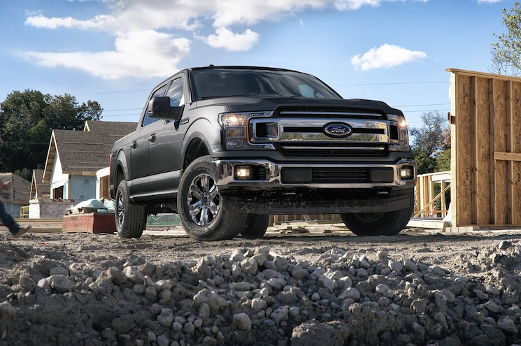 2018 Ford F-150 Gets Optional Night Vision Pedestrian Detection