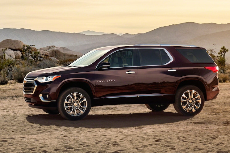 The 2018 Chevrolet Traverse Starts at $30,875