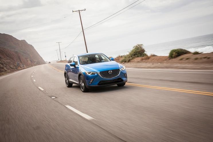 2017 Mazda Cx3 First Drive