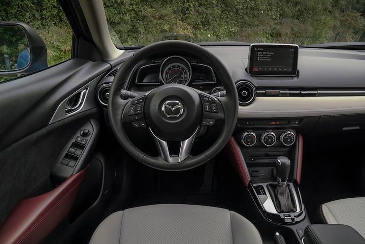 2017 Mazda Cx3 First Drive Interior