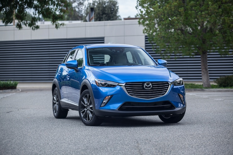 2017 Mazda CX-3 Grand Touring First Drive