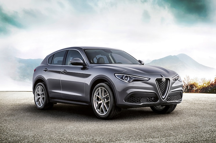 Alfa Romeo to Debut 2018 Stelvio at New York International Auto Show