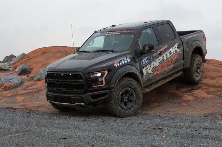 "Ford F-150 ""Raptor Assault"" Gives Raptor Owners Free Off-Road Instruction"