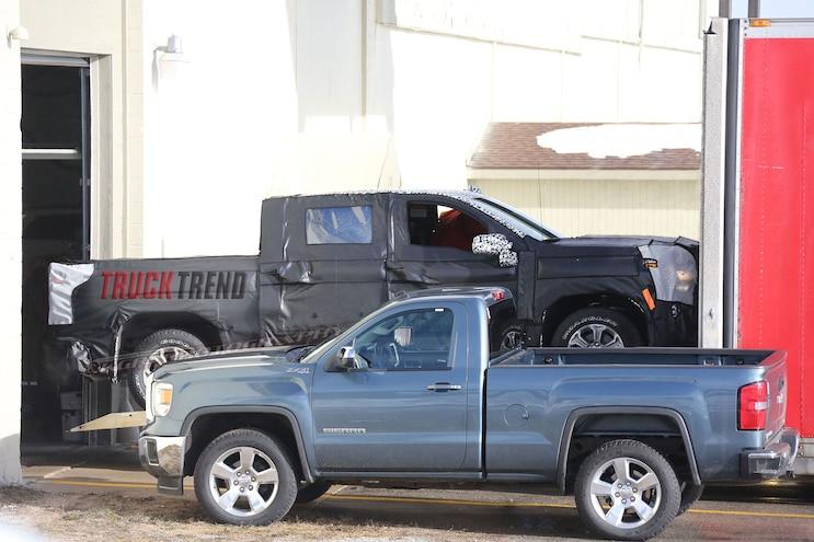 Spied! 2019 Chevrolet Silverado 1500