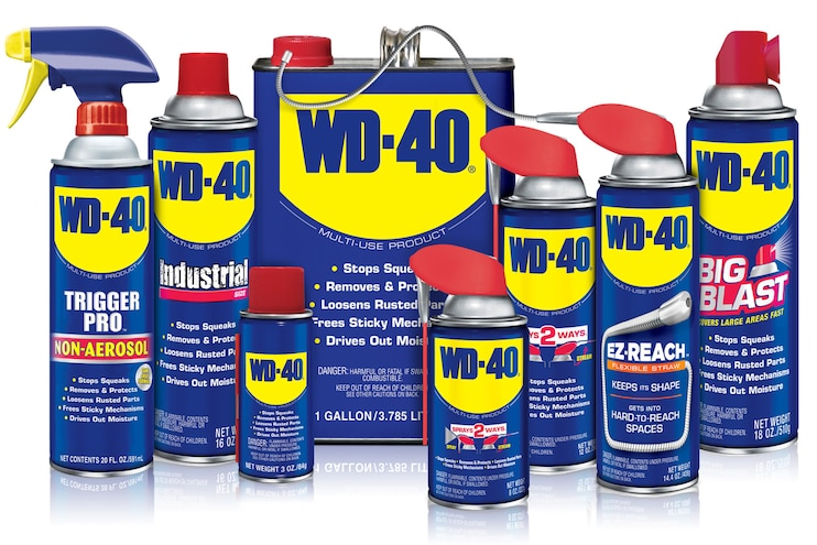 Wd40 Family Shot