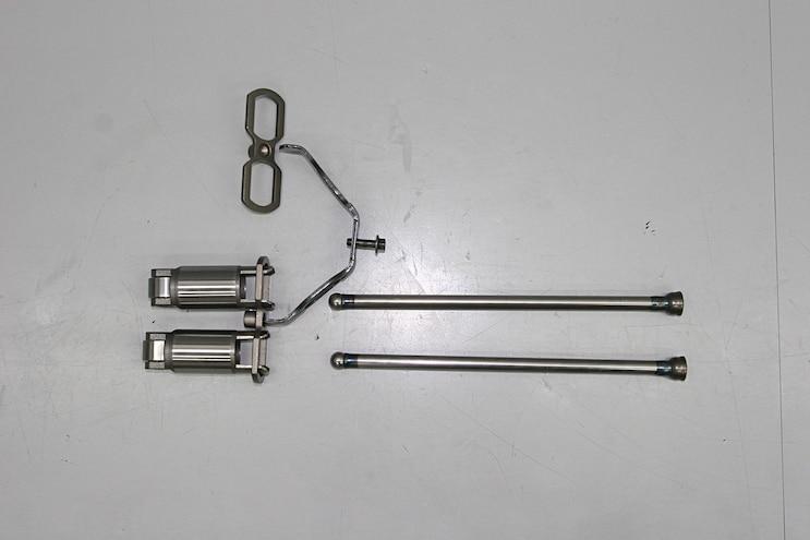 6.6l Duramax L5P Push Rods Metal Guide Lifters