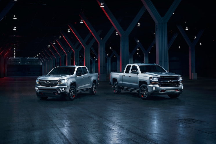 Chevrolet Adds Redline Edition to Most Models in Lineup
