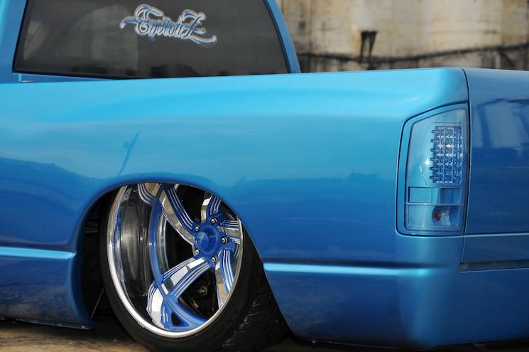 2002 Dodge Ram Wheel
