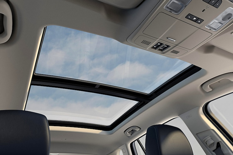 2017 Buick Envision First Drive Sun Roof