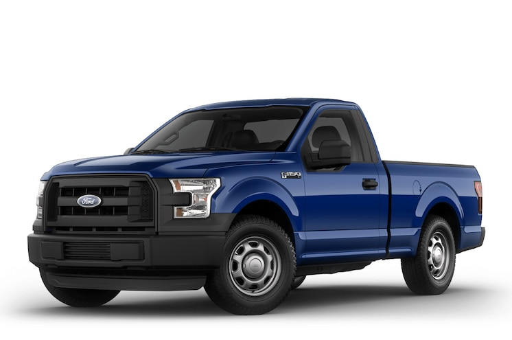 2017 Ford F 150 Xl Regular Cab