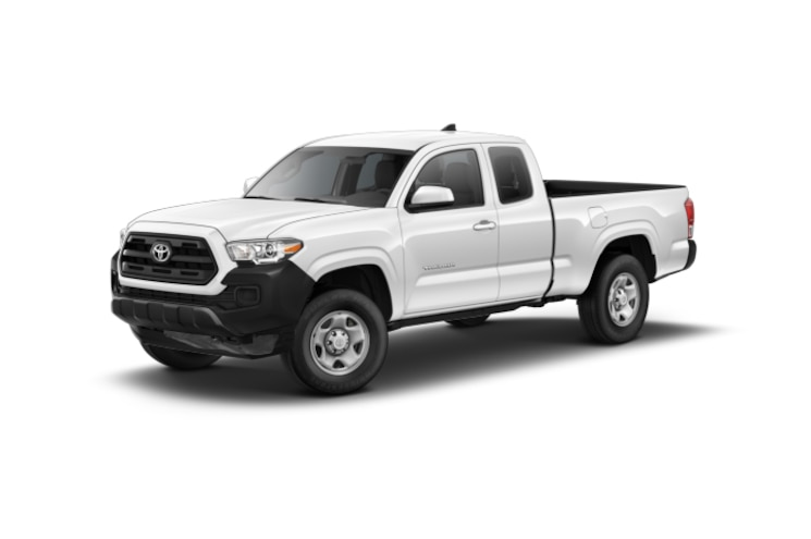 2017 Toyota Tacoma Sr Extended Cab