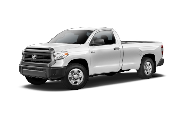 2017 Toyota Tundra Regular Cab