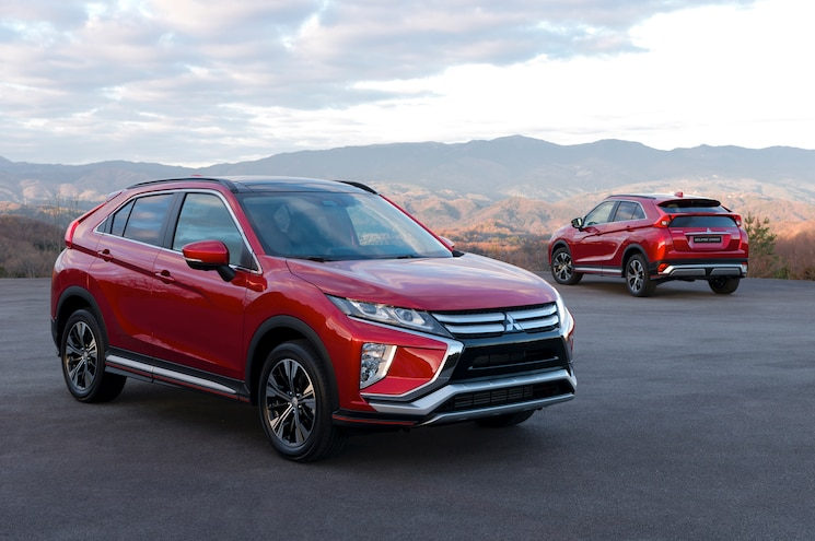 Mitsubishi Reveals Eclipse Cross Ahead of Paris Show