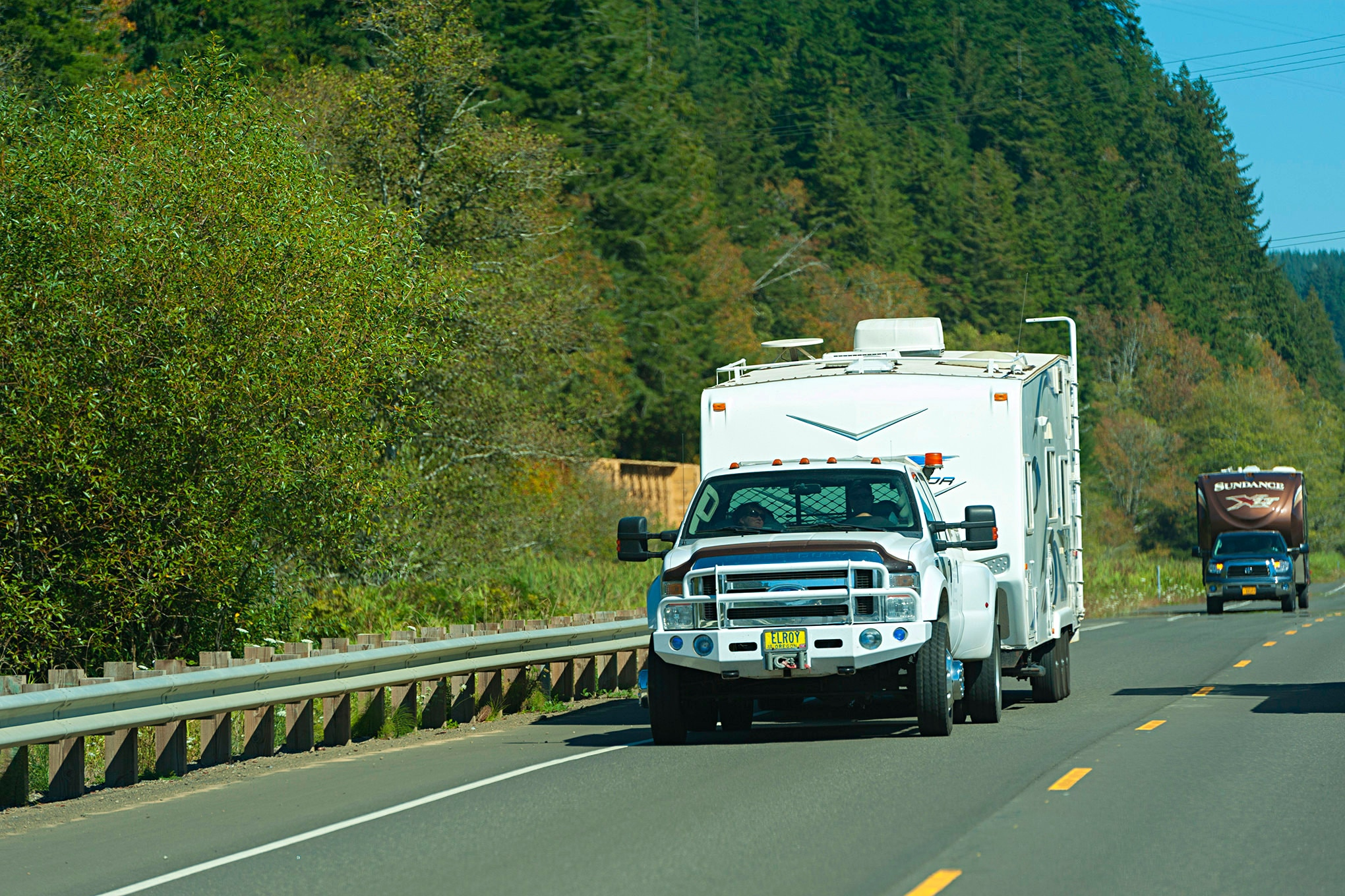 Tow Ratings and the Law: Discussing the Limits of Trailer Size