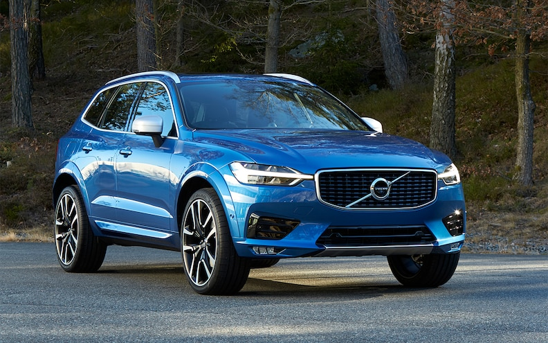 First Look – Volvo Releases Crash Test Videos of 2018 XC60 Following Geneva Debut