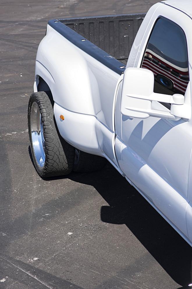008 2003 Silverado 2500hd