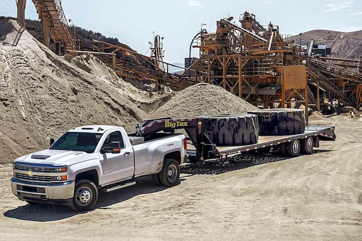 Chevrolet Names its Medium-Duty Truck Silverado