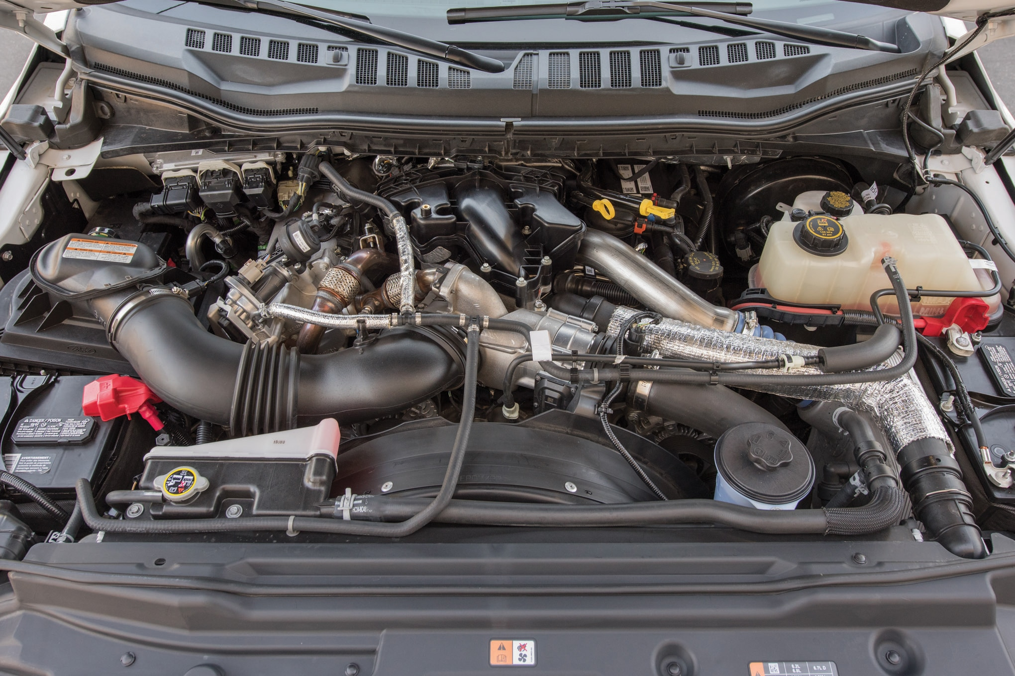 ford super duty specs 2017