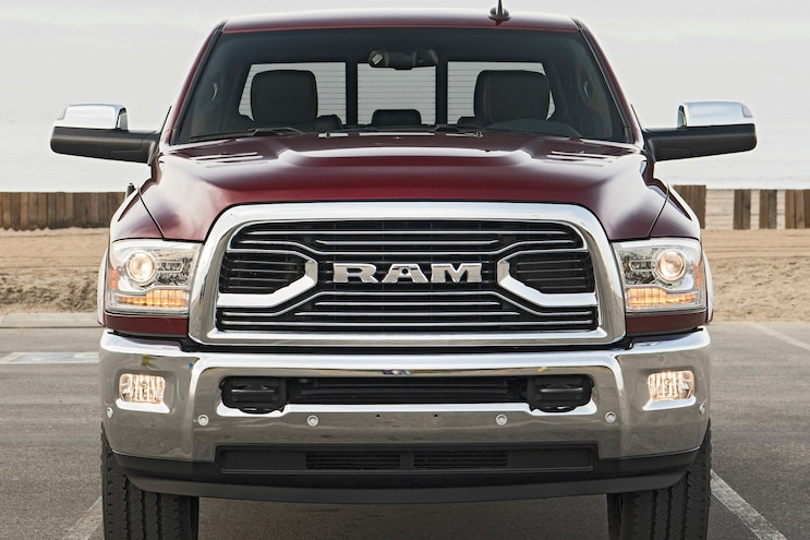 2017 Pickup Truck Of The Year Ram 2500 Off Road Front