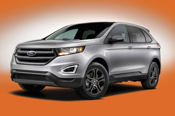 2018 Ford Edge SEL Gets New Sport Appearance Package