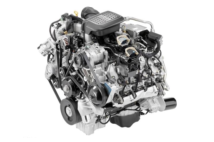 2007 General Motors Duramax Lmm