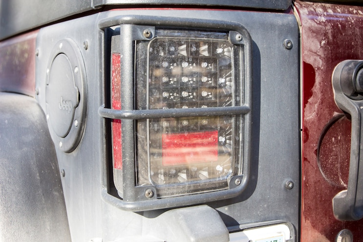 012 Jeep Wrangler Jk Anzo Led Light Uprgrade